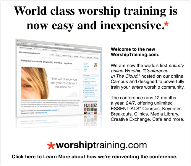WorshipTraining Conference