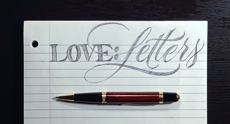 Love Letters To God – WeLeadWorship